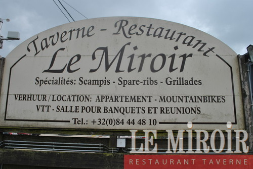 Le Miroir - Photos